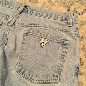 Vintage Guess Boyfriend Jeans